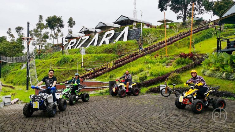 It is Fun in Trizara Resorts – The Glamping Resort in Lembang