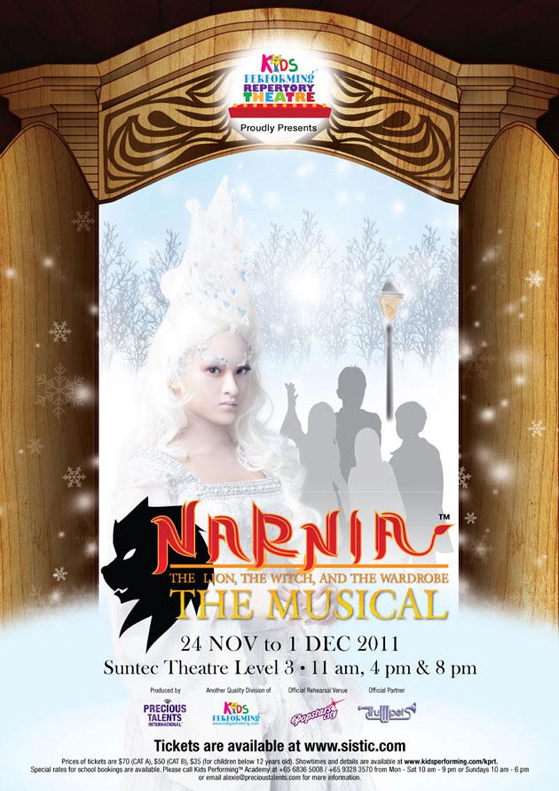 Tracy Chong-Narnia Musical Drama