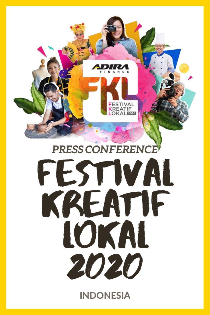 peekholidays-festival kreatif lokal Timeline 2020